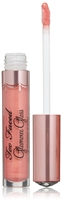 Too Faced Glamour Gloss Volumizing Lip Gloss with Lip Injection .12 Oz  Plush