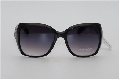 TAHARI by Elie Tahari Sunglasses Model UNTH1019-R TH673 OX BLACK