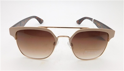 TAHARI by Elie Tahari Sunglasses Model HHTH1019-R TH650 NDTS Tan/Tortoise