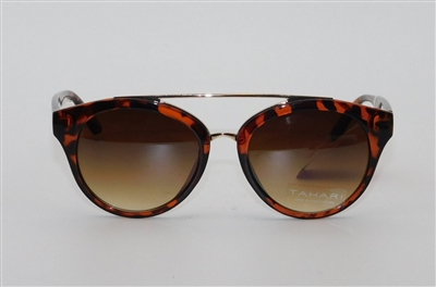 TAHARI by Elie Tahari Sunglasses UNTH08285-E TH676 Tortoise