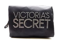 Victoria's Secret black Makeup Bag