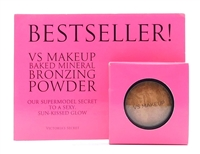 Victoria's Secret VS Makeup Baked Mineral Bronzing Powder .05 Oz.
