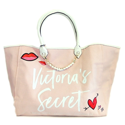Victoria's Secret Pink New York London Shanghai Tote