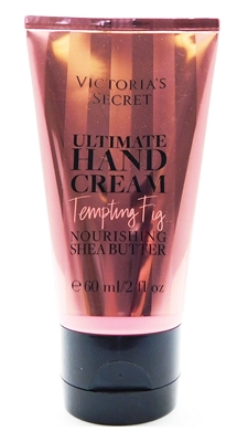 Victoria's Secret Ultimate Hand Cream Tempting Fig Nourishing Shea Butter 2 Fl Oz.