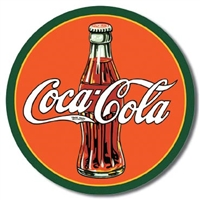 COKE - Round 30's Bottle & Logo