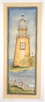 Lynne Andrews Whale Watch Cove Lighthouse Series: Spring Pattern Packet.