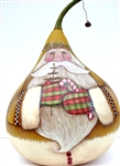 Lynne Andrews Roly Poly Santa Pattern Packet
