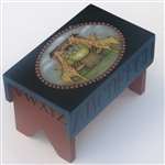 Lynne Andrews Alphabet Ark Stool Pattern Packet