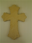 Lynne Andrews Wooden Cross