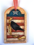 Lynne AndrewsGod and cOUNTRY cROW Pattern Packet