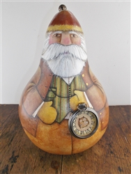 Lynne Andrews time keeper gourd Pattern Packet