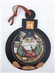 Lynne Andrews Herr Toymaker Ornament  Pattern Packet.