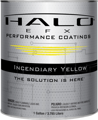 Halo EFX - Incendiary Yellow
