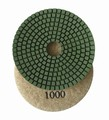 4 inch Premium Wet Polishing Pad, 50 grit