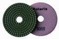 4 inch Supreme Granite Wet Polishing Pad, 3000 grit