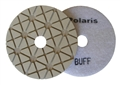 4 inch Supreme Granite Wet Polishing Pad, White Buff