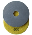 3 inch Electroplated Polishing Pad, 400 grit