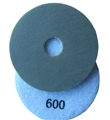 3 inch Electroplated Polishing Pad, 600 grit