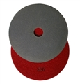 4 inch Electroplated Polishing Pad, 220 grit