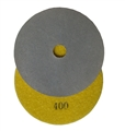 4 inch Electroplated Polishing Pad, 400 grit