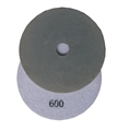 4 inch Electroplated Polishing Pad, 600 grit
