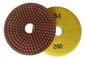 4 inch  metal-bond wet polishing pads
