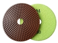 5 inch  metal-bond wet polishing pads