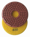 3.5 inch x 7mm Diamond Floor Disc, 400 grit, Wet Use