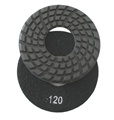 4 inch x 5mm Diamond Floor Disc, 120 grit, Wet Use