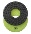 4 inch x 5mm Diamond Floor Disc, 50 grit, Wet Use
