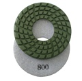 4 inch x 5mm Diamond Floor Disc, 800 grit, Wet Use