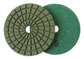 4 inch Edge Polishing Pad, Velcro Back, Step 5