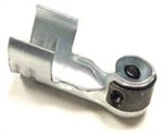 Automobile Spark Plug Terminals 90-degree with Snap-fit connector.