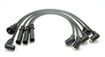 IGN1041 Kingsborne Spark Plug Wires Ignition Wire Set