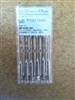MANI PEESO Dental REAMERS Pack of 6 All sizes available, 32 mm