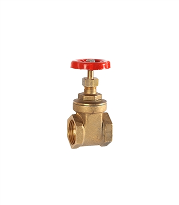 1/2 in. Brass Valve