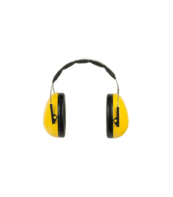 Yellow Professional Earmuff