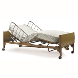 Invacare 5410IVC Full Electric Hospital Bed Package