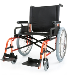 Quickie M6 Heavy Duty Wheelchair