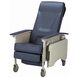 Invacare Deluxe Geri Chair 3-way Recliner