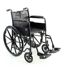 Karman Standard Fixed-Arm Wheelchair