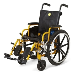 Medline Excel Kidz Pediatric Wheelchair