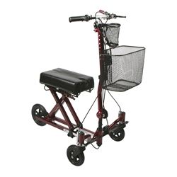 Medline 2nd Generation Weil 3-Wheel Knee Walker