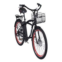 X-Treme Newport Beach Cruiser Electric Bicycle