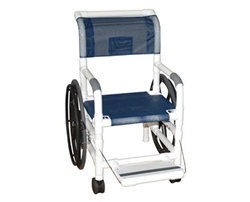 MJM Self Propelled Aquatic Rehab Transport Pool Chair