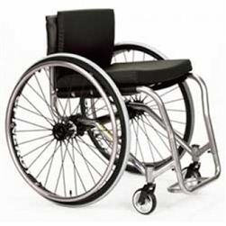 Terminator Titanium Ultralight Wheelchair