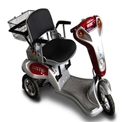 Tzora Titan 3-Wheel Electric Scooter