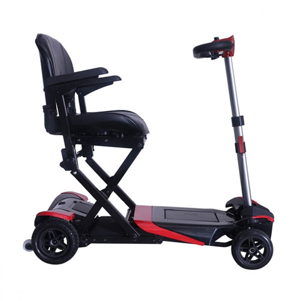 Maintaining Your Travel Mobility Scooter