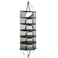 STACK!T Dehydration Rack w/ Zipper - Flippable Solar Dehydrator