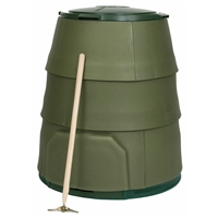Green Johanna Hot Composter w/ Winter Jacket